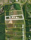 5.43 Acres - 1128 Elizabethton Highway, Bluff City, TN